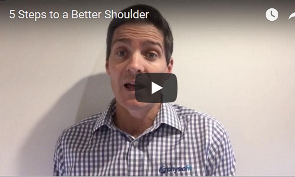 shoulder pain gold coast